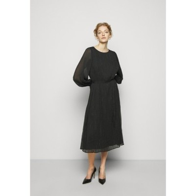 ブルンスバザー ワンピース レディース トップス EMILIE LEONORA DRESS - Cocktail dress / Party dress - black