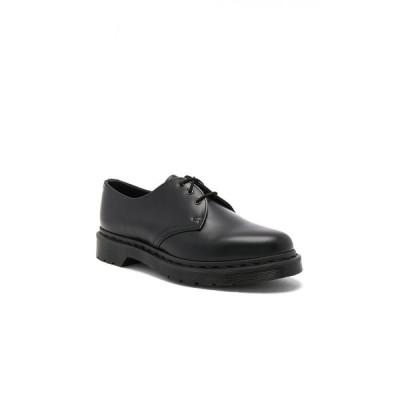 ドクターマーチン Dr. Martens メンズ 革靴・ビジネスシューズ シューズ・靴 1461 3 Eye Gibson Black Mono