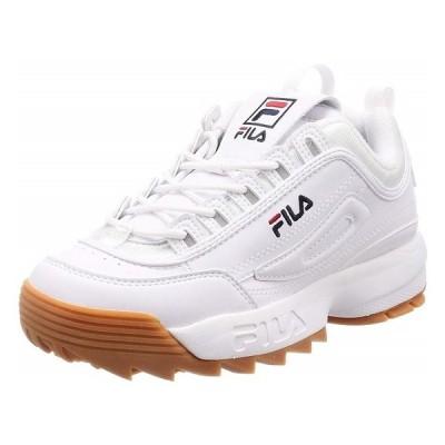 FILA [フィラ][レディース] DISRUPTOR 2 ディスラプター 2 F0215-0522 WHITE/BROWN