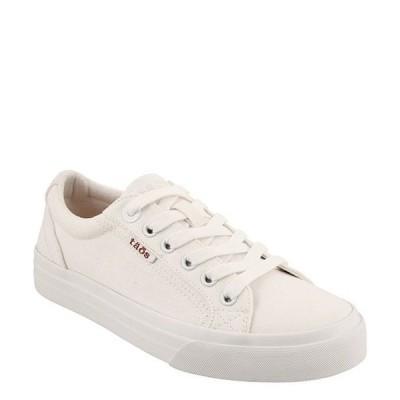 タオスフットウェア レディース スニーカー シューズ Plim Soul Canvas Sneakers