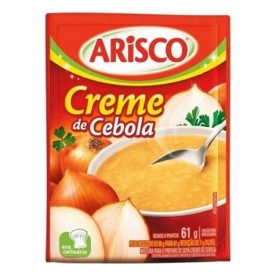 アリスコ オニオンクリーミースープ ARISCO Creme de Cebola61g