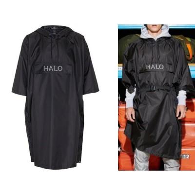 ニューライン newline メンズ ヘイロー レインカバー HALO RAIN COVER ポンチョ カッパ レインコート【191013】