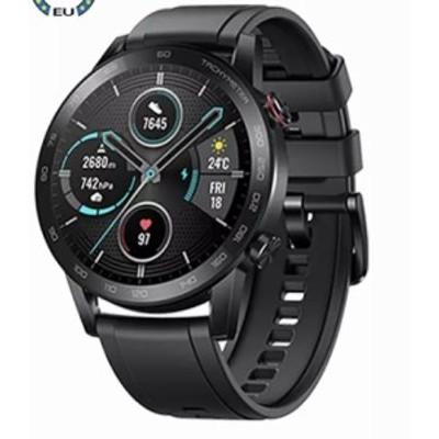 【グローバル版】HUAWEI HONOR MagicWatch 2 スマートウォッチ 46mm 日本語対応 腕時計 活動量計 心拍計 歩数計 AMOLED タッチスクリーン