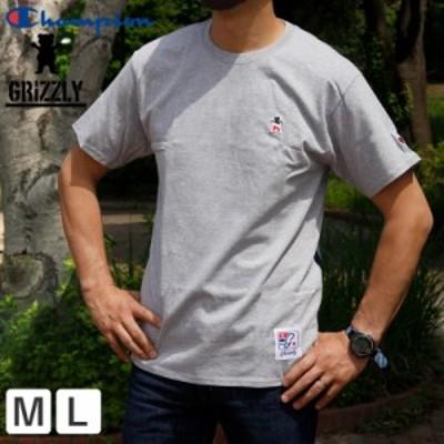 N   CHAMPION チャンピオン メンズ トップス 16040 Tシャツ 半袖 ライフスタイル FULL COURT PRESS TEE 並行輸入