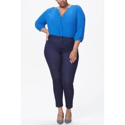 エヌワイディージェイ レディース デニムパンツ ボトムス Plus Size Ami Skinny Jeans