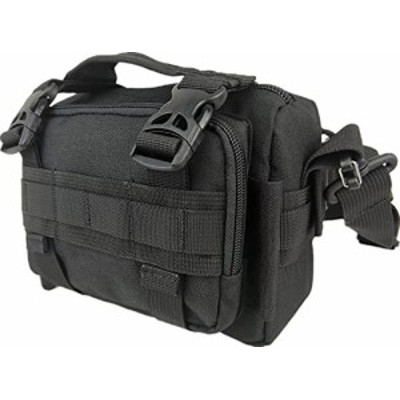 Tactical Military Waist Pack Bag Pouch Fanny Pack With Water Bottle Holder Outdoor Waterproof Waist Shoulder Bag for Cycling