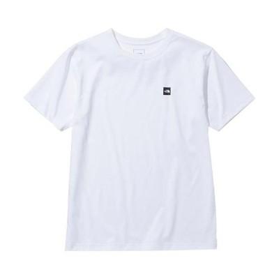 ノースフェイス(THE NORTH FACE) メンズ ショートスリーブスモールボックスロゴティー S/S Small Box Logo Tee ホワイト NT32147 W Tシャツ 半袖 トップス