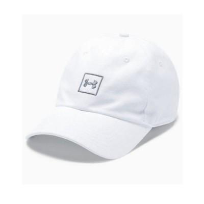 UNDER ARMOUR(アンダーアーマー) 1327158 UAウォッシュドコットンキャップ メンズ スポーツキャップ 帽子