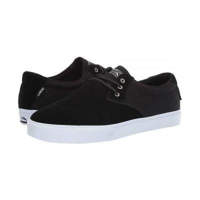 Lakai ラカイ メンズ 男性用 シューズ 靴 スニーカー 運動靴 Daly - Black Suede 1