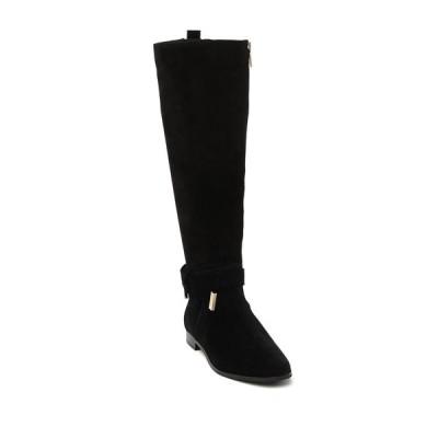 テッドベーカー レディース ブーツ&レインブーツ シューズ Sintial Knee High Boot BLACK
