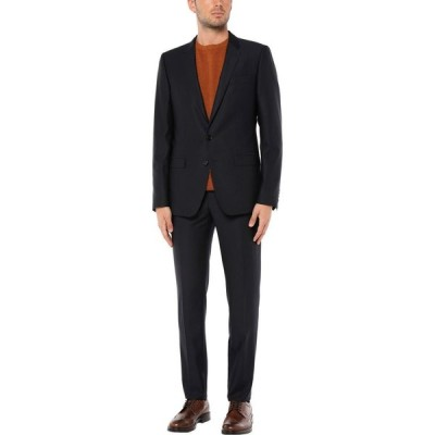 ドルチェ&ガッバーナ DOLCE & GABBANA メンズ スーツ・ジャケット アウター Suit Dark blue