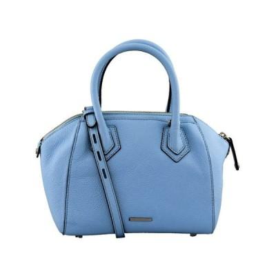 レディースバッグ ハンドバッグ レベッカミンコフ Rebecca Minkoff Women's Micro Perry Satchel Leather Top-Handle Bag Tote