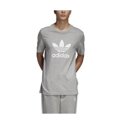 (取寄)アディダス メンズ オリジナルス トレフォイル TシャツMen's adidas Originals Trefoil T-Shirt Medium Grey Heather 送料無料