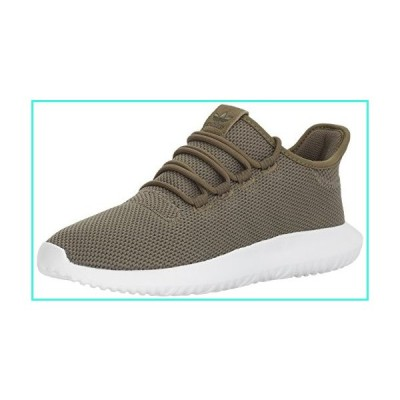 【新品】adidas Originals Men's Tubular Dusk Running Shoe, Olive Cargo/Olive Cargo/White, 13 M US(並行輸入品)