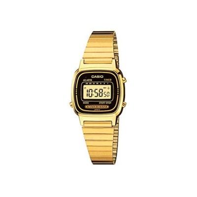 [カシオスタンダード] 腕時計 LA-670WGA-1 逆輸入品