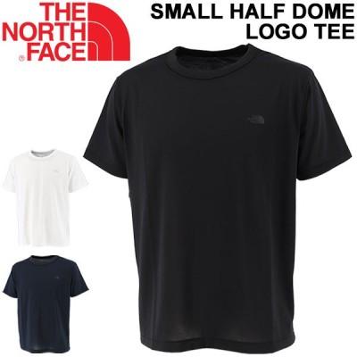 半袖 Tシャツ メンズ THE NORTH FACE ノースフェイス S/S スモールハーフドーム ロゴ ティー/アウトドア スポーツ カジュアル 男性/NT32015