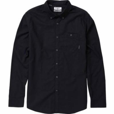 ビラボン トップス All Day Oxford Long-Sleeve Shirt - Mens