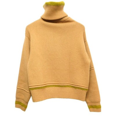 【SALE】soduk 18AW Lined Flipover Knit Sweater ハイネックニット サイズ:FREE (池袋店)