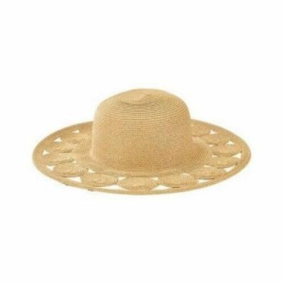 San Diego Hat  ファッション 帽子 San Diego Hat Company Womens  Round Crown Sun Hat with Circular Details