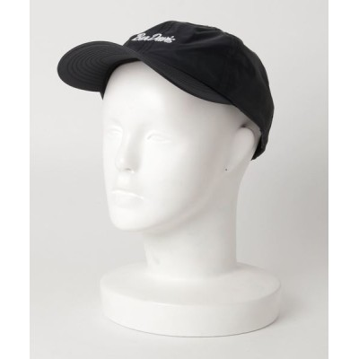 LB/S / 【BEN DAVIS/ベンデイビス】UVカット防水・透湿の機能素材 RAIN CAP BDW-9472 ローキャップ 刺繍 MEN 帽子 > キャップ