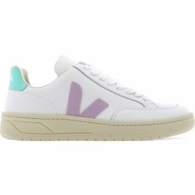ヴェジャ Veja レディース スニーカー シューズ・靴 V-12 Leather Sneaker White