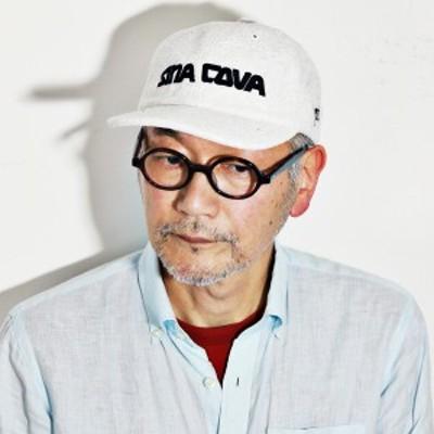 sinacova キャップ メンズ 春夏 ブランド ロゴキャップ SINACOVA 帽子 パイル地 手洗い可 日本製 シ
