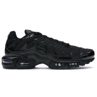 ナイキ メンズ エア マックスプラス Nike Air Max Plus スニーカー Black/Black/Black