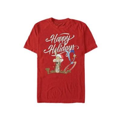 フィフスサン メンズ シャツ トップス Looney Tunes Holiday Wrap Up Graphic T-Shirt