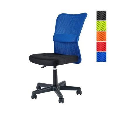 メッシュチェア オフィスチェア 事務チェア デスクチェア 5色あり