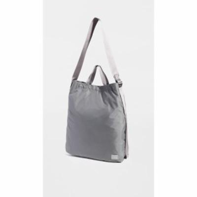 ポーター Porter メンズ ショルダーバッグ バッグ flex 2 way shoulder bag Gray