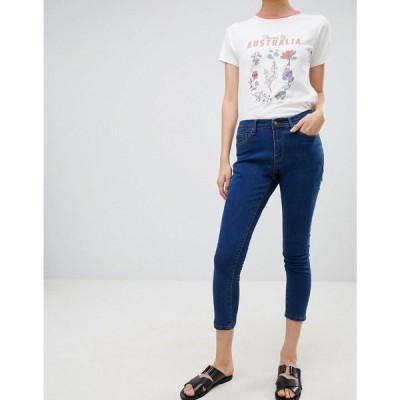 ライダー Ryder レディース ジーンズ・デニム スキニー ボトムス・パンツ High Waisted Skinny Jeans