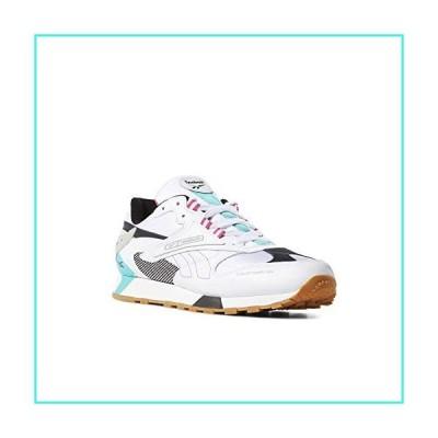 【新品】Reebok Classic Leather ATI 90s (White/Teal/Black/Grey/Pink) Mens Shoes DV5373 (Size:11.5)(並行輸入品)