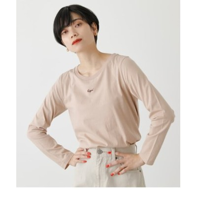 AZUL EMBROIDERY L/S TEE