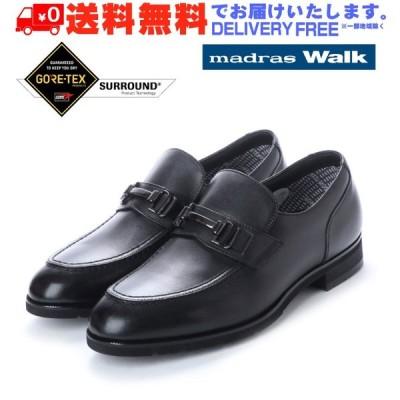 madras Walk マドラス スリッポン ビット ビジネス シューズ ゴアテックス MW5643S 防水 (nesh) (新品) (送料無料)