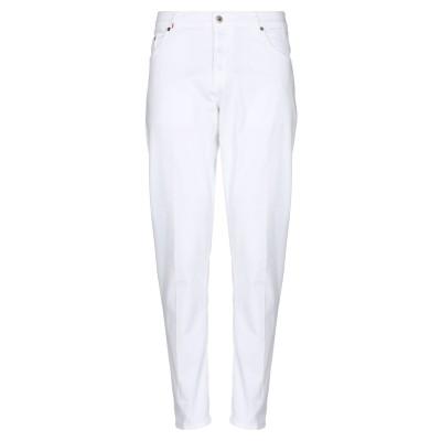 ドンダップ DONDUP パンツ ホワイト 40 コットン 98% / ポリウレタン 2% パンツ