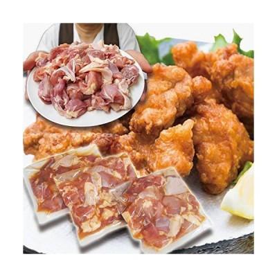 送料無料 揚げ立てを自宅で若鶏からあげ味付け鶏肉 1kg(338g×3パック) 冷蔵品 2セット購入でおまけ付