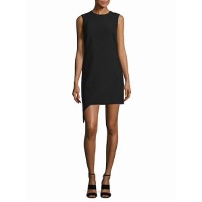 ニコールミラー レディース ワンピース Asymmetrical Sheath Dress