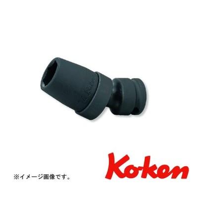 メール便可 コーケン Koken Ko-ken 3/8sq-9.5 13440A-7/16 ユニバーサルインパクトソケットレンチ 6角