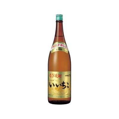 [お酒 麦焼酎 大分]いいちこ 麦 25度 1800ml瓶(三和酒類)(大分)