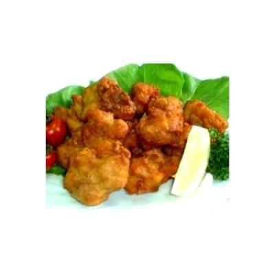 鶏もも唐揚(冷凍) 1kg×6パック(6kg) 業務用◇鳥梅