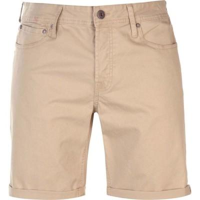 ジャック&ジョーンズ Jack and Jones メンズ ショートパンツ ボトムス・パンツ Jeans Intelligence Rick Shorts White Pepper