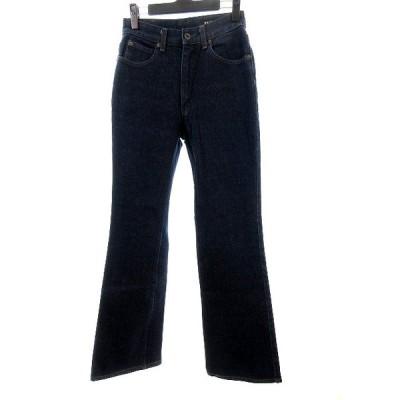 ブラッパーズ BRAPPERS パンツ デニム ジーンズ ブーツカット 63 青 ブルー /M2 レディース【中古】【ベクトル 古着】