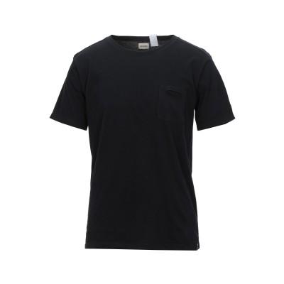 OFFICINA 36 T シャツ ブラック S コットン 100% T シャツ