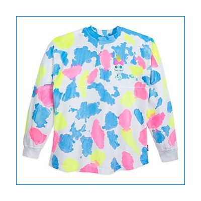 Disney Stitch Summer Fun Spirit Jersey for Adults, Size XL【並行輸入品】