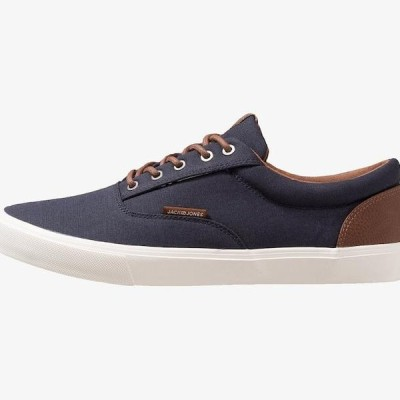 ジャックアンドジョーンズ メンズ 靴 シューズ JFWVISION CLASSIC - Trainers - navy blazer