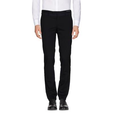 ピーティーゼロウーノ PT01 パンツ ブラック 50 バージンウール 98% / ポリウレタン 2% パンツ