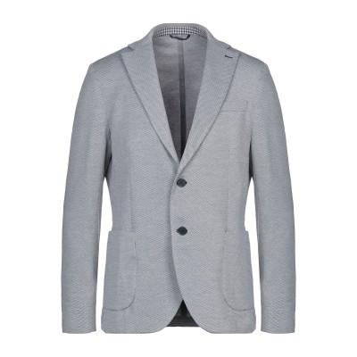 ARMATA DI MARE テーラードジャケット ダークブルー 44 レーヨン 55% / ポリエステル 45% テーラードジャケット