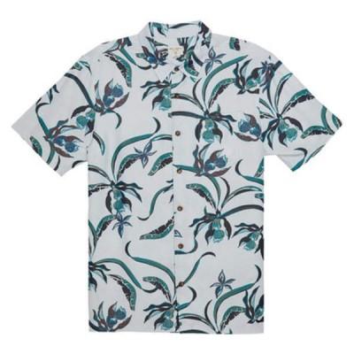 オニール シャツ トップス メンズ Aloha Life Button Down Shirt (Men's) Ice Blue