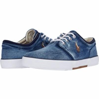 ラルフ ローレン Polo Ralph Lauren メンズ スニーカー シューズ・靴 Faxon Low Dark Blue