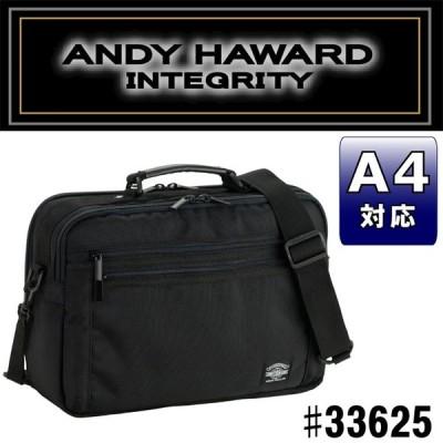 ANDY HAWARD (アンディハワード) 兼用ショルダーバッグ 横型 小寸 メンズ A4 ビジネス c3625c